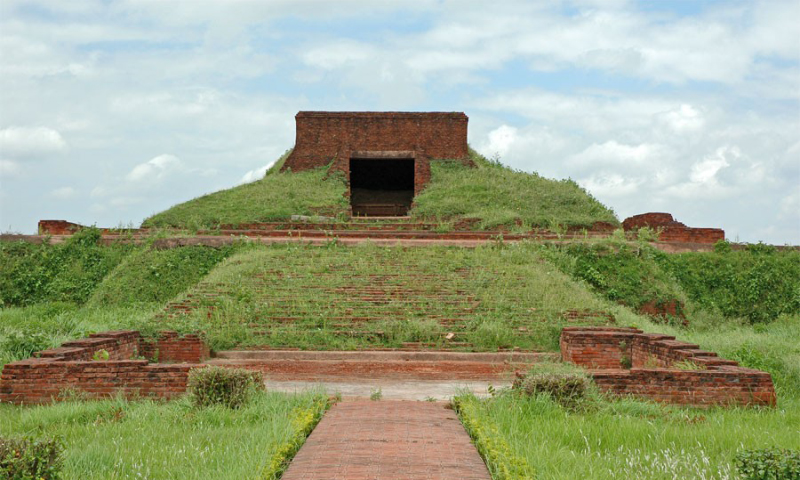 Nalanda Archaeological